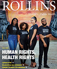 Read the latest issue of the Rollins Magazine